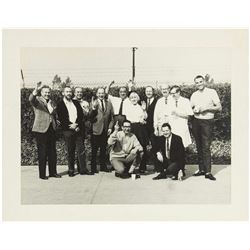 WED Group Photo of 12 Imagineers.