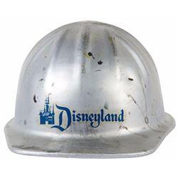 Disneyland Construction Hard Hat.