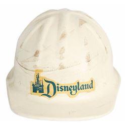 Disneyland Construction Hard Hat .