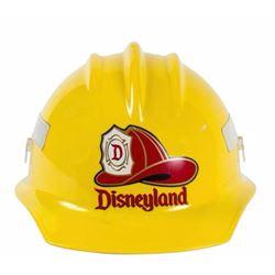 Disneyland Fire Dept. Hard Hat.