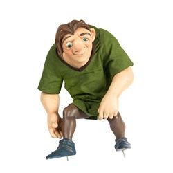 Quasimodo Disneyland Window Display Figure.