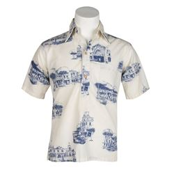 Disneyland Main Street Souvenir Shirt.
