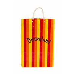 Collection of (3) Early Disneyland Shopping Bags.