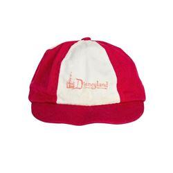 Child's Souvenir Disneyland Hat.