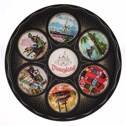 Set of (3) Disneyland Beverage Trays.