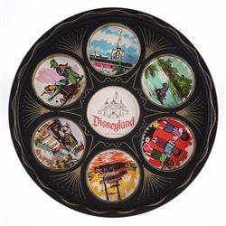 Set of (3) Disneyland Beverage Trays.