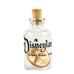 Disneyland Penny in a Bottle.