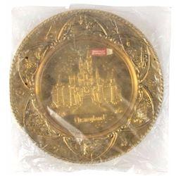 Brass Disneyland Tray in Original Packaging.