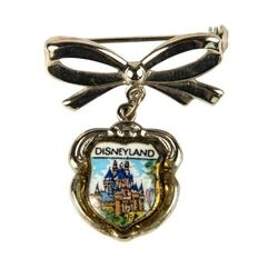 Disneyland Charm Pin.