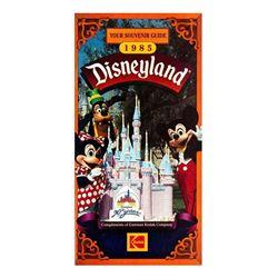 Disneyland 30th Anniversary Souvenir Guide.