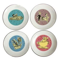 Canape Plate Set  Limited Edition.