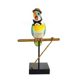 """Enchanted Tiki Room"" Barker Bird Limited Edition."