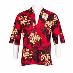 """Jungle Cruise"" Boatsman Souvenir Shirt."
