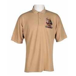"""Indiana Jones Adventure"" Project Team Shirt."