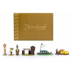 Frontierland Pewter Miniatures in Box.