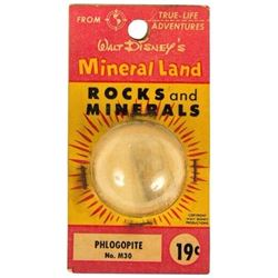 """Mineral Land Rocks and Minerals"" No.M30 - Phlogopite."