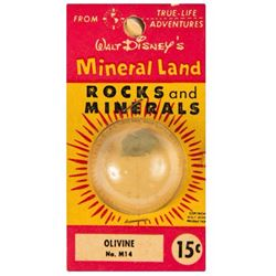 """Mineral Land Rocks and Minerals"" No.M16 - Unakite."