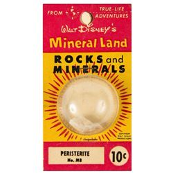 """Mineral Land Rocks and Minerals"" No.M32 - Bloodstone."