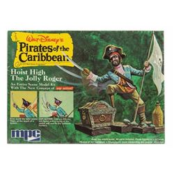 """Pirates of The Caribbean"" Model Kit."
