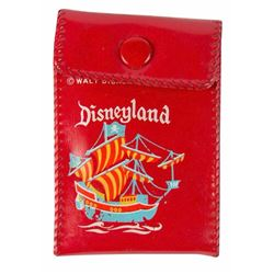 Disneyland Pirate Ship Wallet.