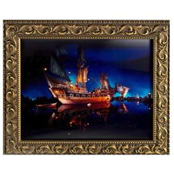 """Pirates of the Caribbean"" Lenticular Photo."