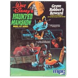 """Haunted Mansion"" Model Kit."