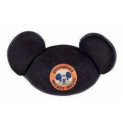 First Year Disneyland Mickey Mouse Ears.