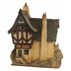 """Storybook Land"" House Prop from ""Cinderella's Village""."