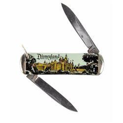 Disneyland 2-Blade Pocket Knife.