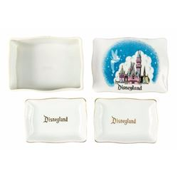 Disneyland Smoker Set.