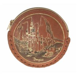 Sleeping Beauty Castle Purse Product Sample.