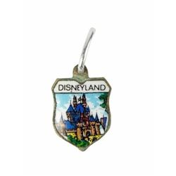 Disneyland Crest Charm in Original Case.