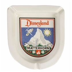 Souvenir Matterhorn Ashtray.