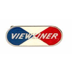 """Disneyland """"Viewliner"""" Tie Clip."""