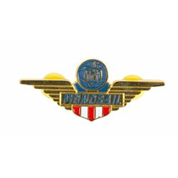 "Limited Edition ""Monorail"" Pilot's Badge."