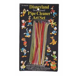 Disneyland Do-It-Yourself Pipe Cleaner Art Set.