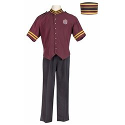 """Tower of Terror"" Cast Member Costume."