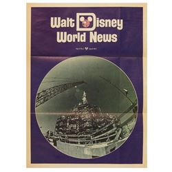 Walt Disney World News Vol.2 No.1
