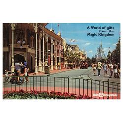Walt Disney World Souvenir Gift Catalog.