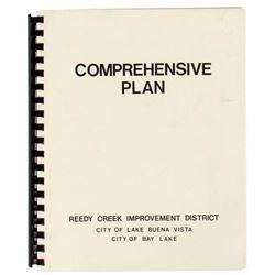 Reedy Creek Improvement District  Comprehensive Plan .
