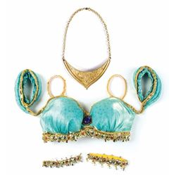 Princess Jasmine Walk-Around Character Costume.
