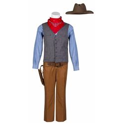 """The Great Movie Ride"" Cast Member Cowboy Costume."