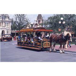 Collection of (140) Amateur Color Slides of Walt Disney World 1972.
