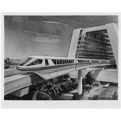 Collection of (21) Walt Disney World Press Photos