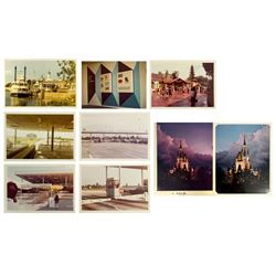 Collection of (9) Walt Disney World Photos.