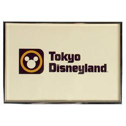 Tokyo Disneyland Logo Development Artwork.