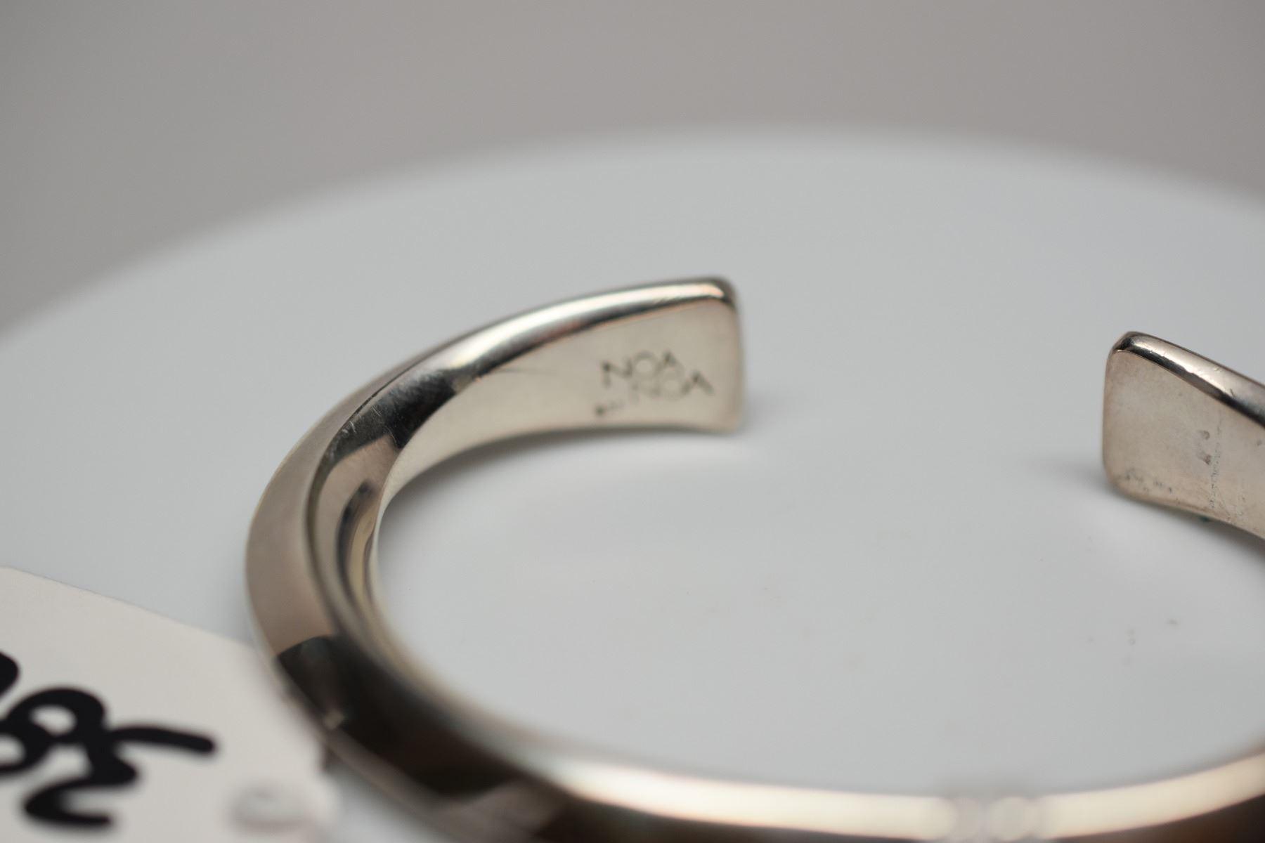 b39a1562f3409 Tiffany & Co. Sterling Silver Bracelet 2 1/2