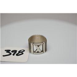Silver Mesh Tiffany & Co.? Marked T&Co. Italy 925