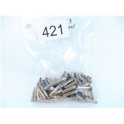 Fired 223 brass