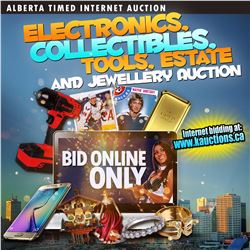 WELCOME TO YOUR KASTNER TIMED INTERNET AUCTION!